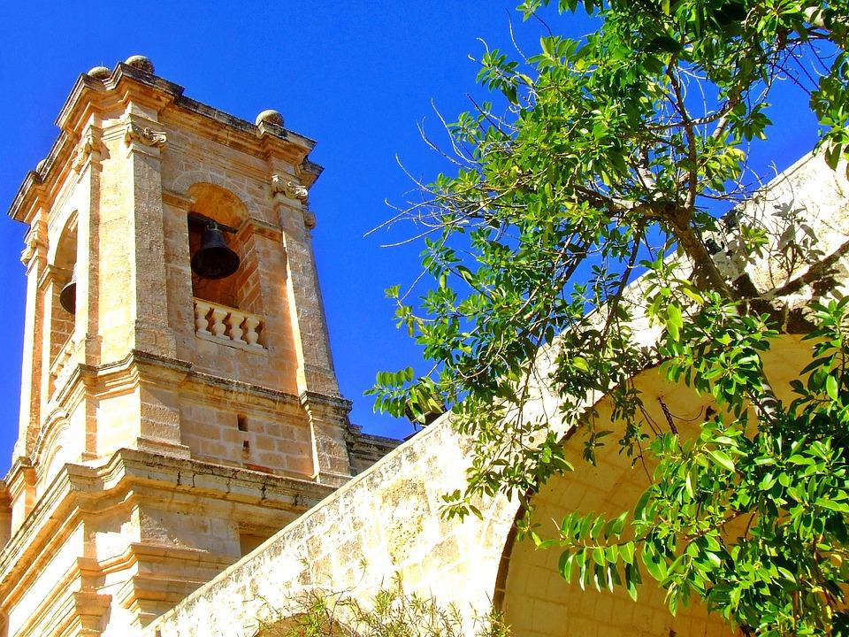 Bell, Bell Tower, Church, Church Tower, Tower