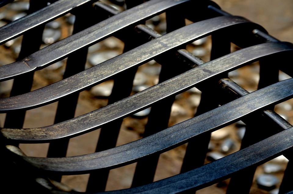 Seat, Iron, Metal, Bench, Seat Bench, Sit, Sitting