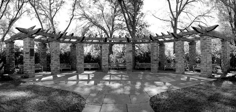 Panorama, Panoramic, Bench, Benches, Park Bench
