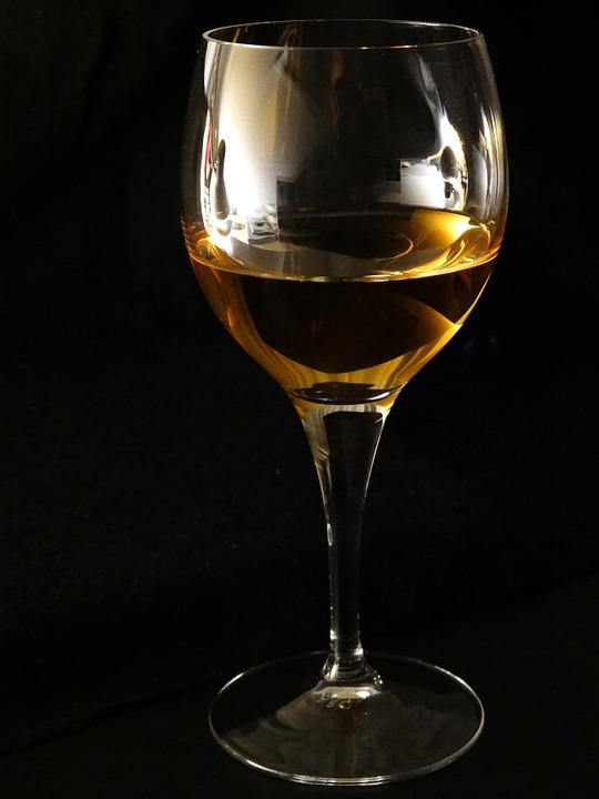 Wine, Wine Glass, Benefit From, Drink, Glass, Clear