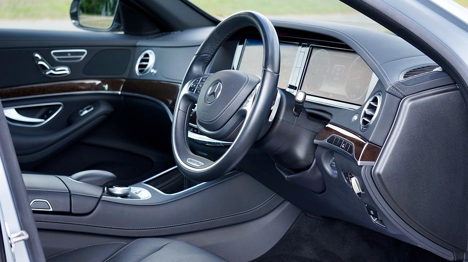 Free Photo Benz Car Interior Auto Luxury Style Mercedes Max Pixel