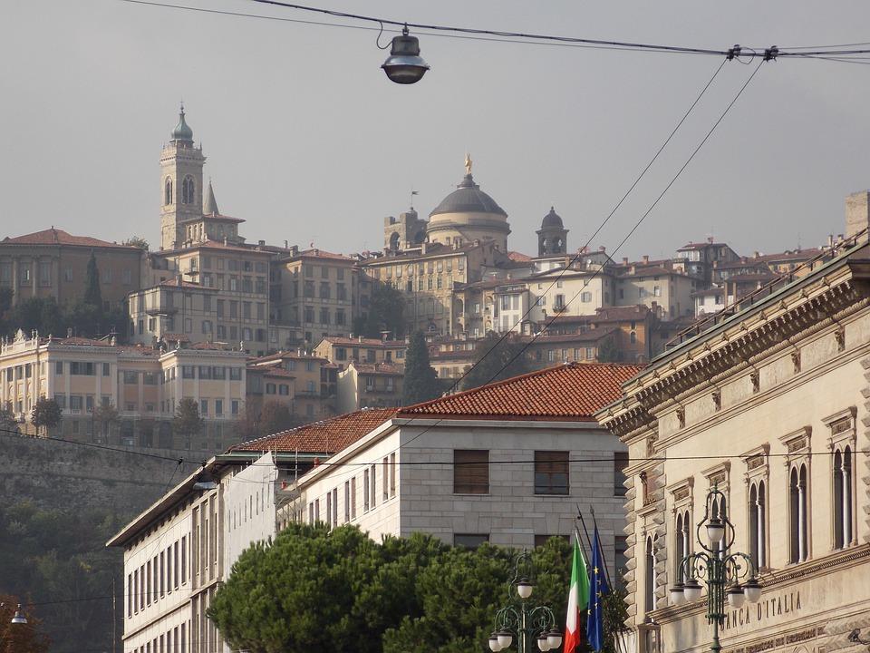Bergamo, Italy, City