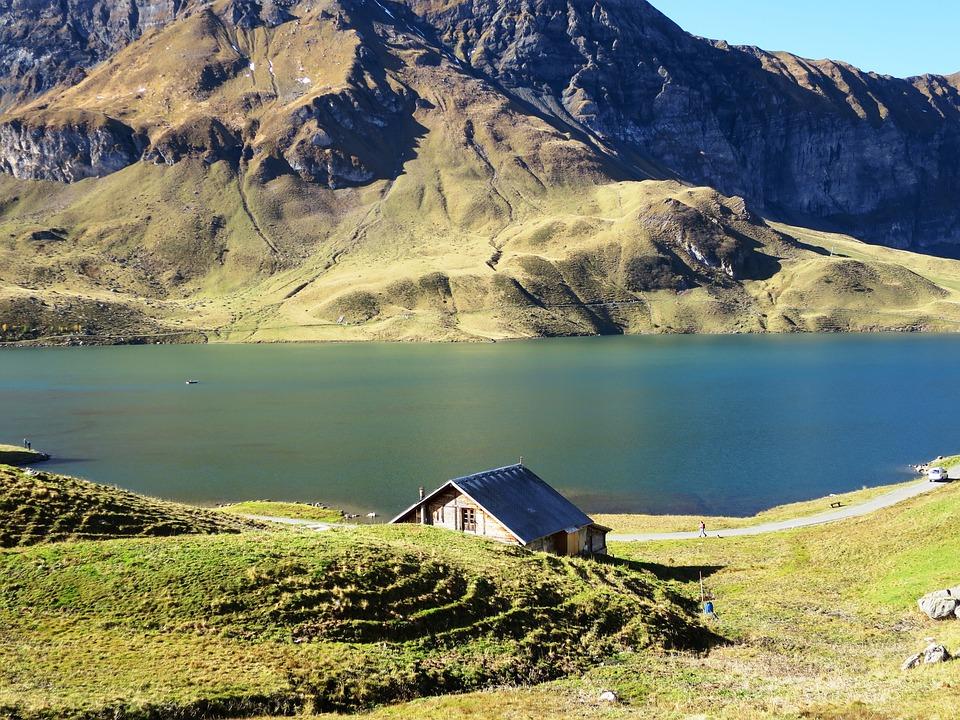 Bergsee, Switzerland, Tannensee, Melchsee-frutt