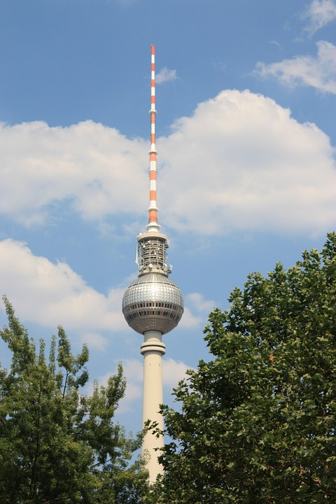 Berlim, Berlin, Tv Tower