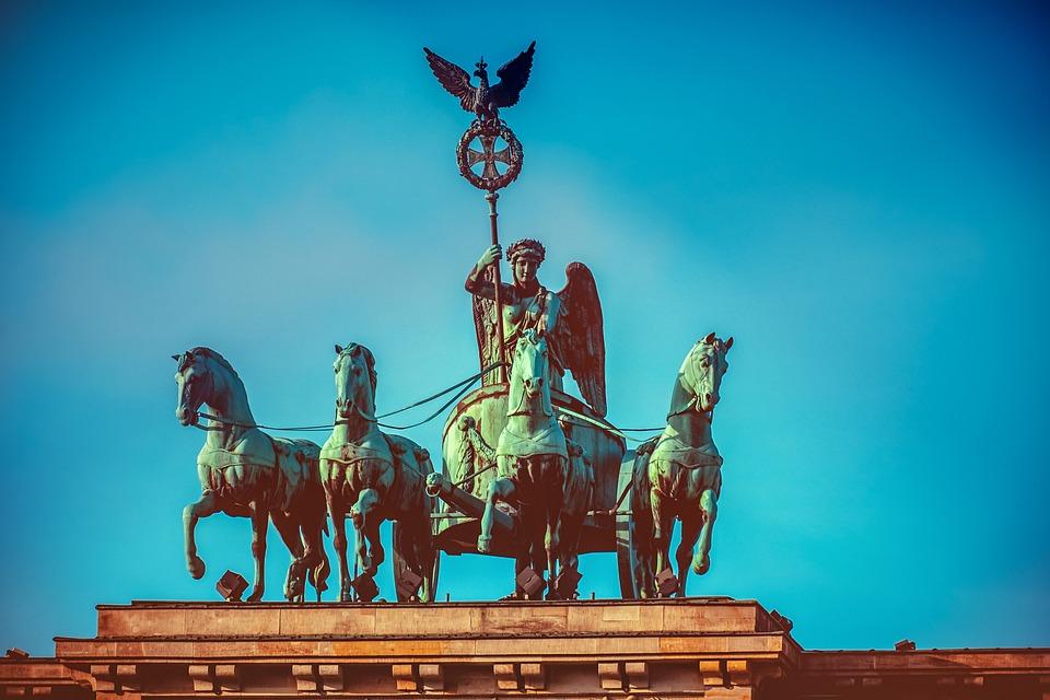 Brandenburg Gate, Berlin, Architecture, Building