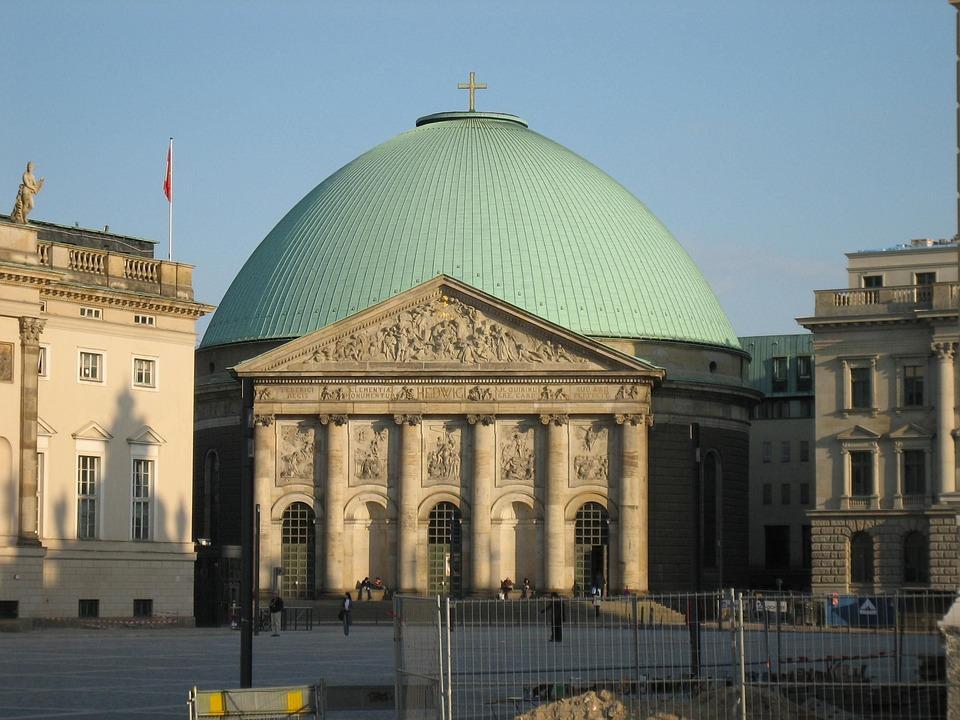 Berlin, Church, Churches, Cathedrals, Architecture