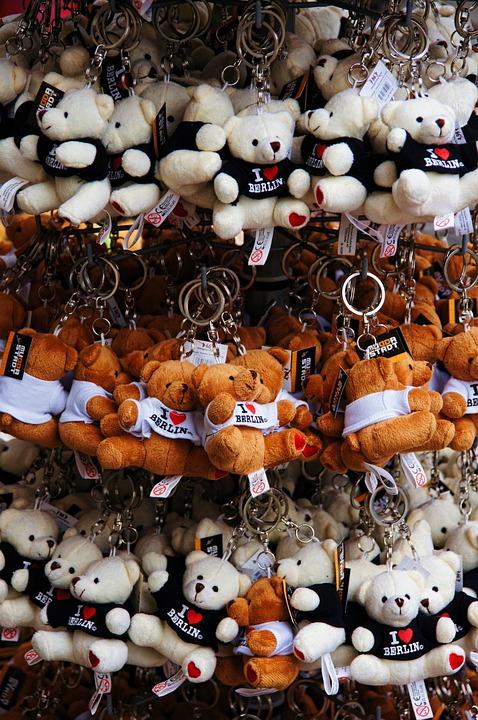 Trailers, Bear, Bears, Berlin, Sweet, Stuffed Animal