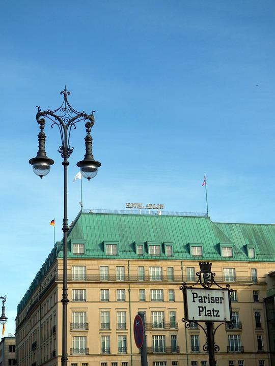 Berlin, Building, Germany, Paris Burst, Hotel Adlon