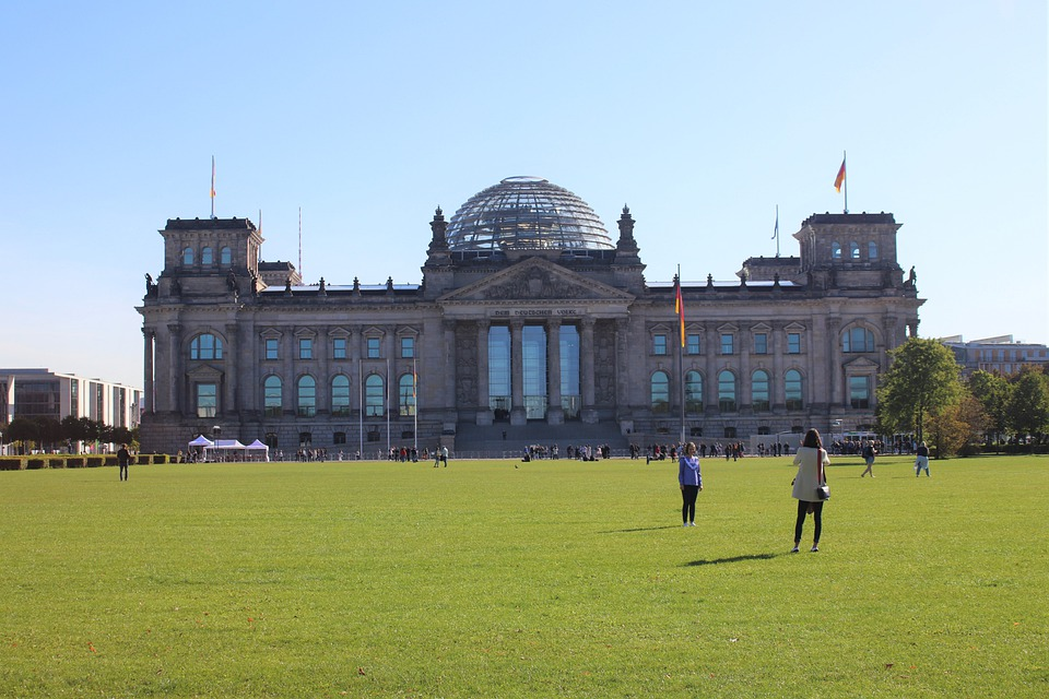 Bundestag, Berlin, Government, Capital, Germany, Europe