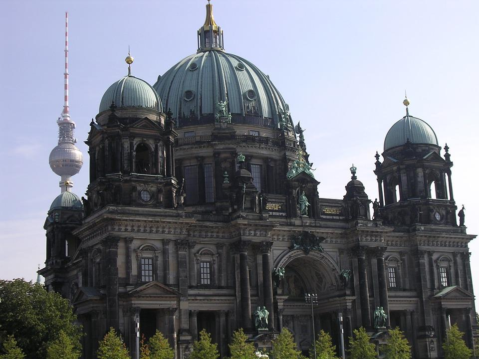 Berlin, Island Museums, Berlin Cathedral