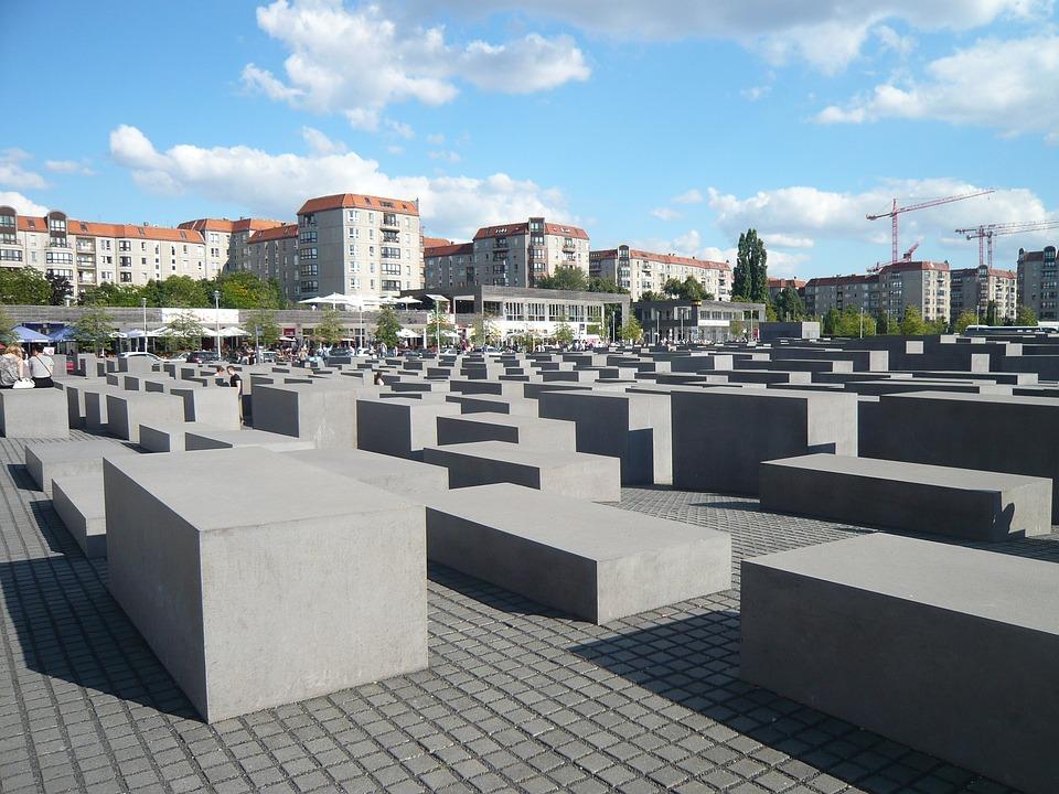Jewish, Memorial, Berlin