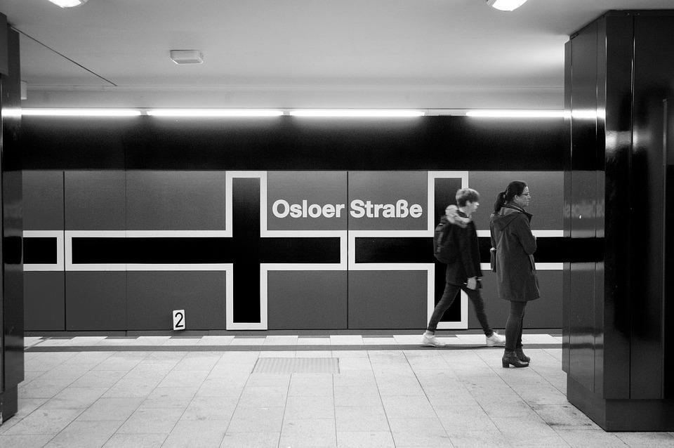 Indoors, Horizontal Plane, People, Berlin