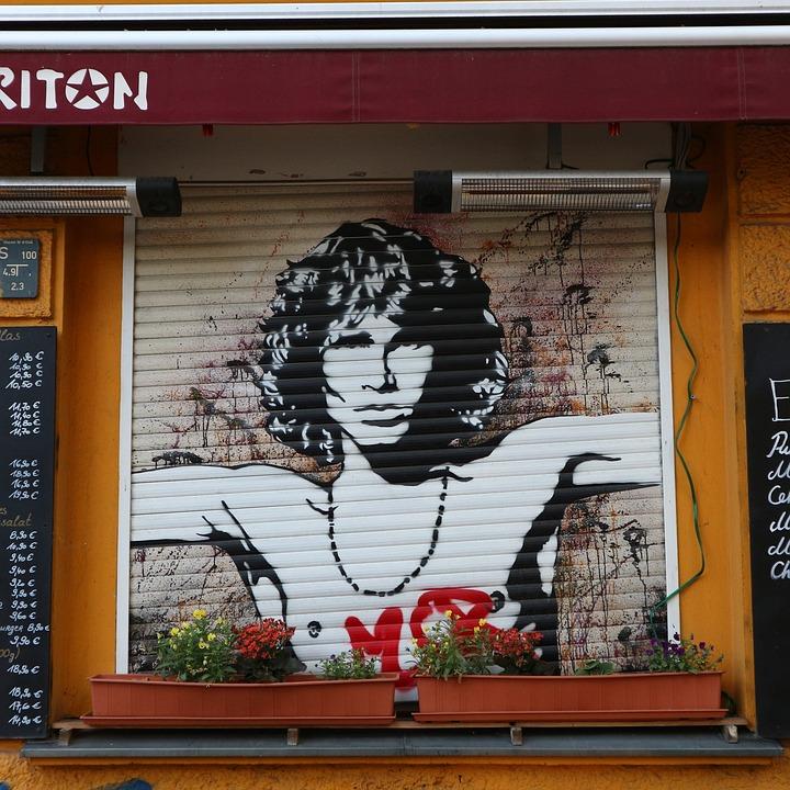 Graffiti, Street Art, Art, Berlin, Spray, Urban Art