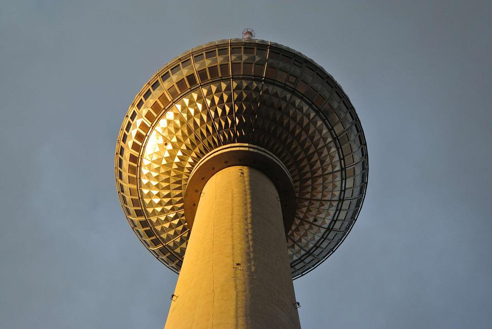Tv Tower, Berlin, Ball