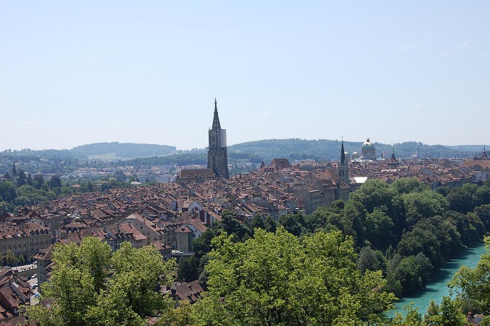 City, Switzerland, Bern