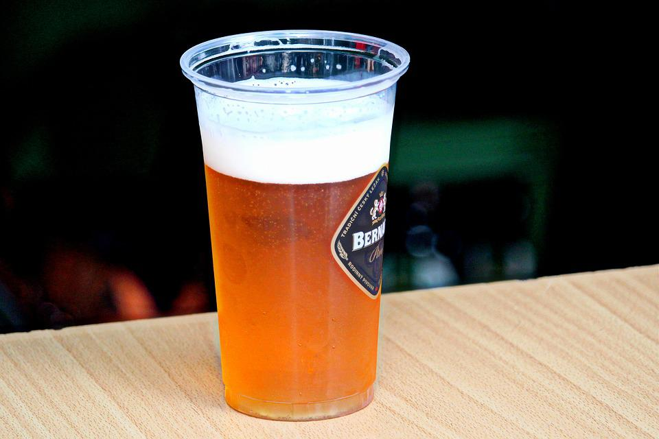 Beer, Bernard, Cup, Alcohol, A Glass Of Beer, Festival