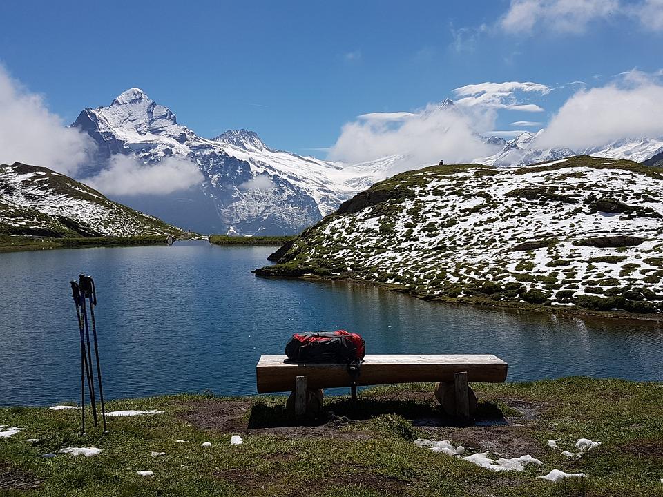 Bergsee, Bernese Oberland, Hike