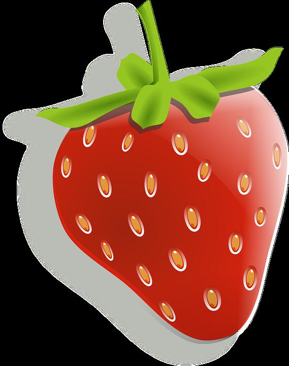 Strawberry, Fruit, Dessert, Berry