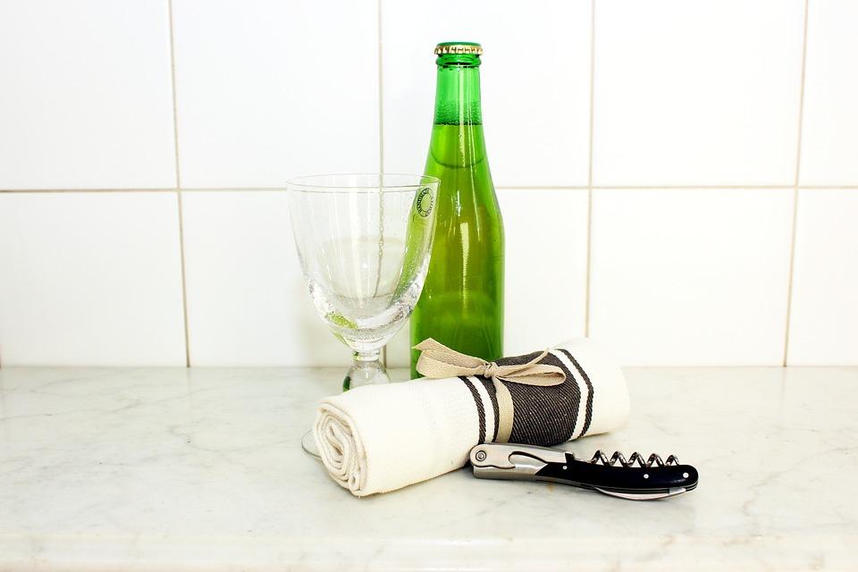 Beverage, Drink, Table, Kitchen, Glass