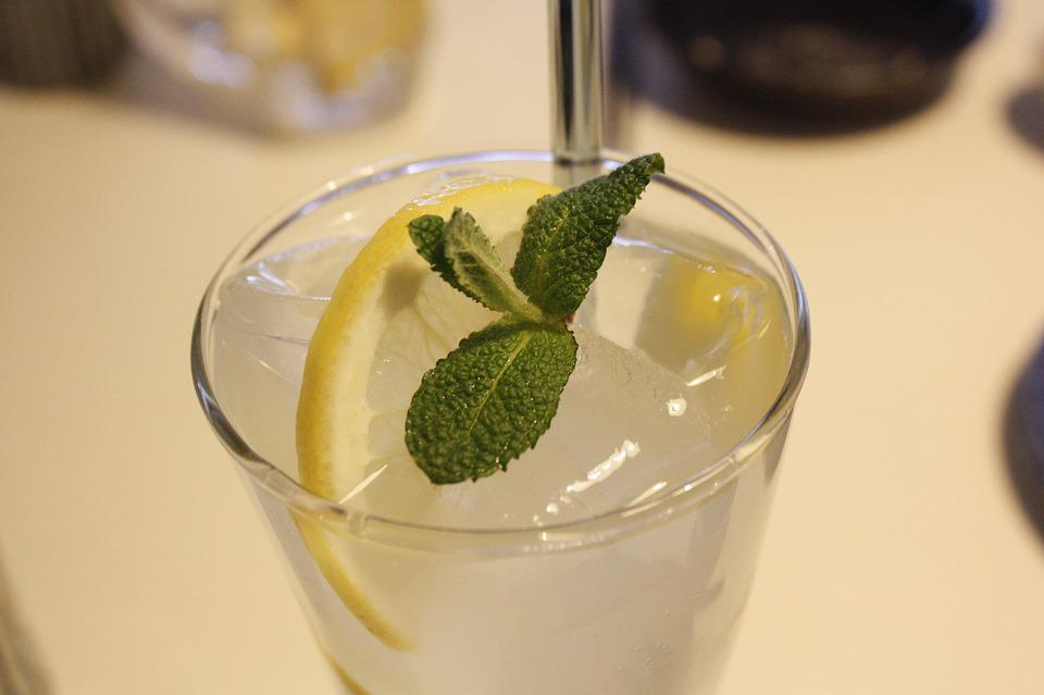 Beverages, Cocktail, Lemon, Hub, Alcohol, Sul, Ice