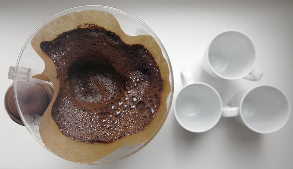 Filter Coffee, Filter, Coffee, Beverages, Break