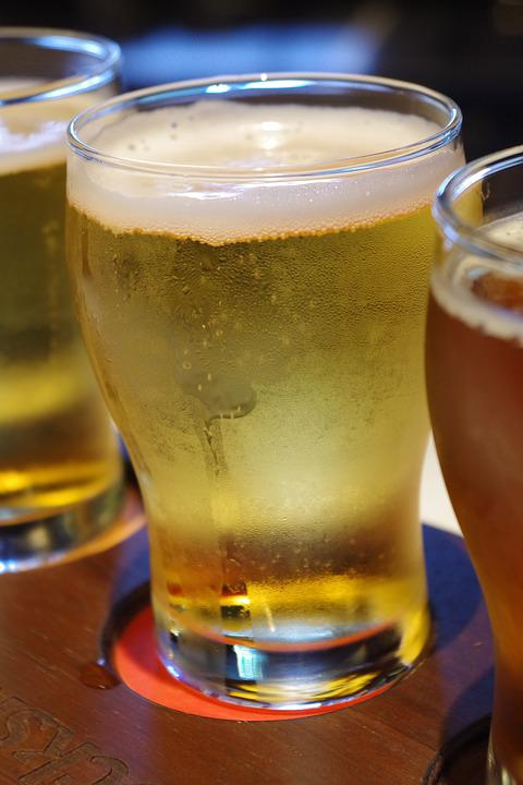 Beer, Cold, Refreshment, Alcohol, Beverages, Delicious