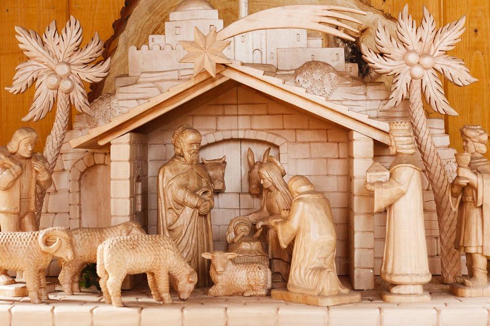 Baby, Bethlehem, Bible, Christ, Christmas, Crib, Faith