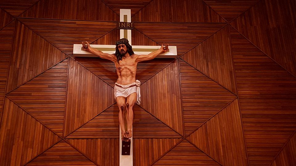 Jesus, Church, Cross, Religion, Bible, Faith, God