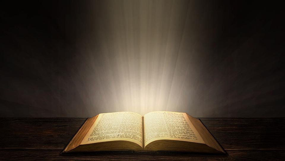 Bible, Light, Jesus, Christ, God, Holy, Spirit, Gospel