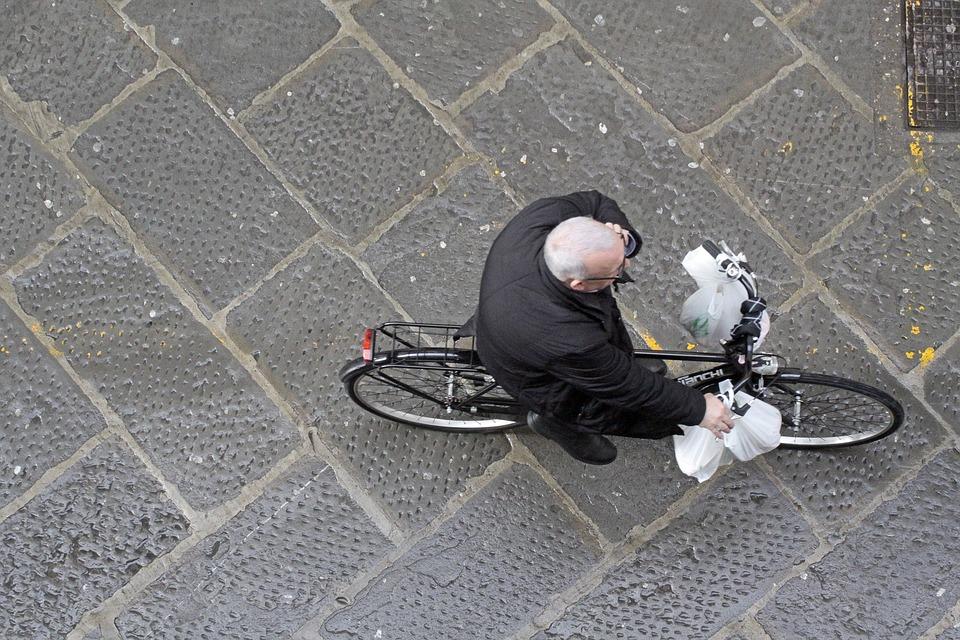 Bike, Cycling, Bicycle, Street, People, Transport