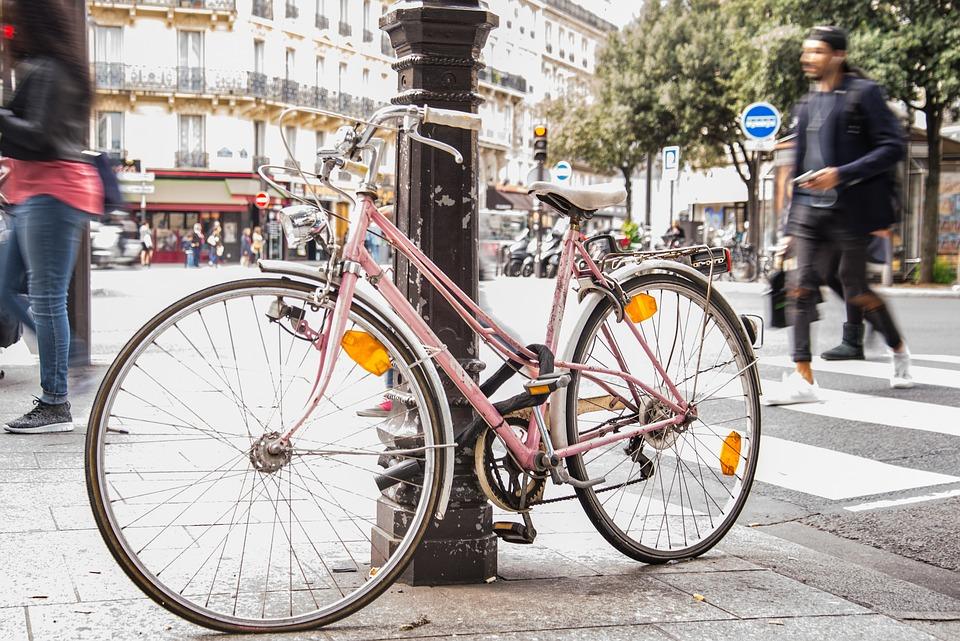 Cycle, Bike, France, Paris, Bicycle, Outdoor, Helmet