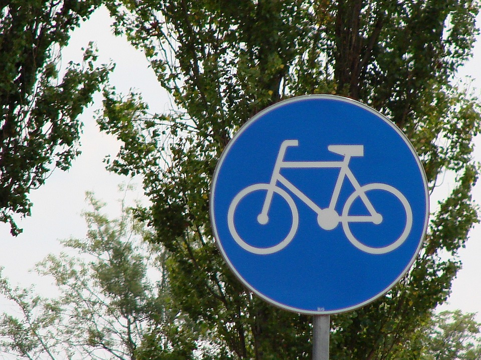 Road Sign, Road Cycling, Bike, Bicycle, Sign, Road