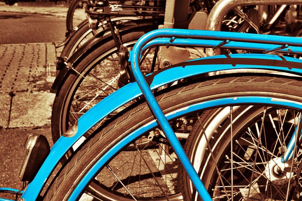 Bike, Mudguard, Bicycle Tires