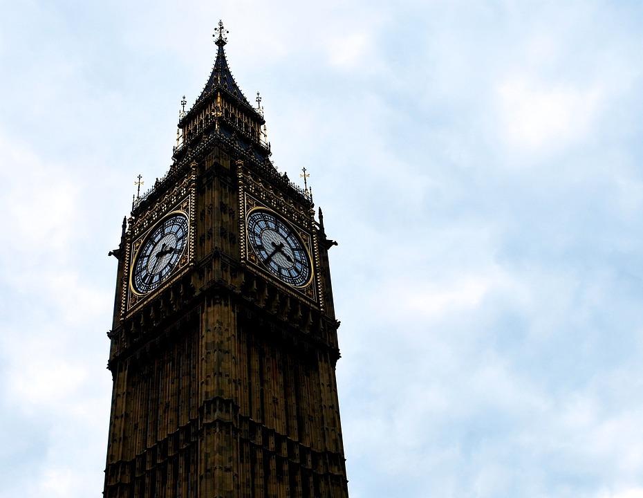 Big Ben, England, London, Parliament, Westminster