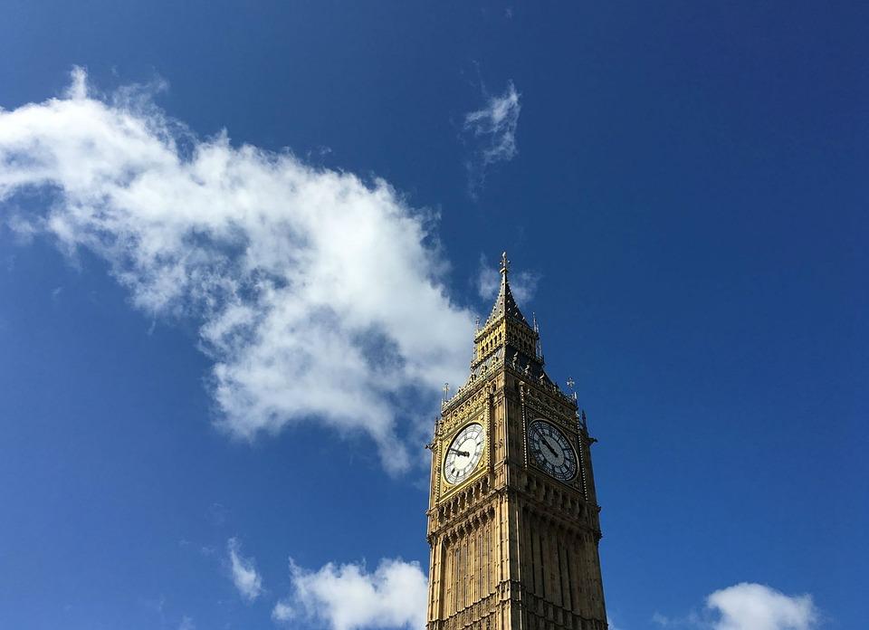 Big Ben, London, Places Of Interest, England