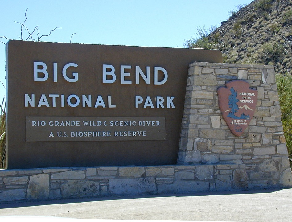 Big Bend National Park, United States, Usa, Input