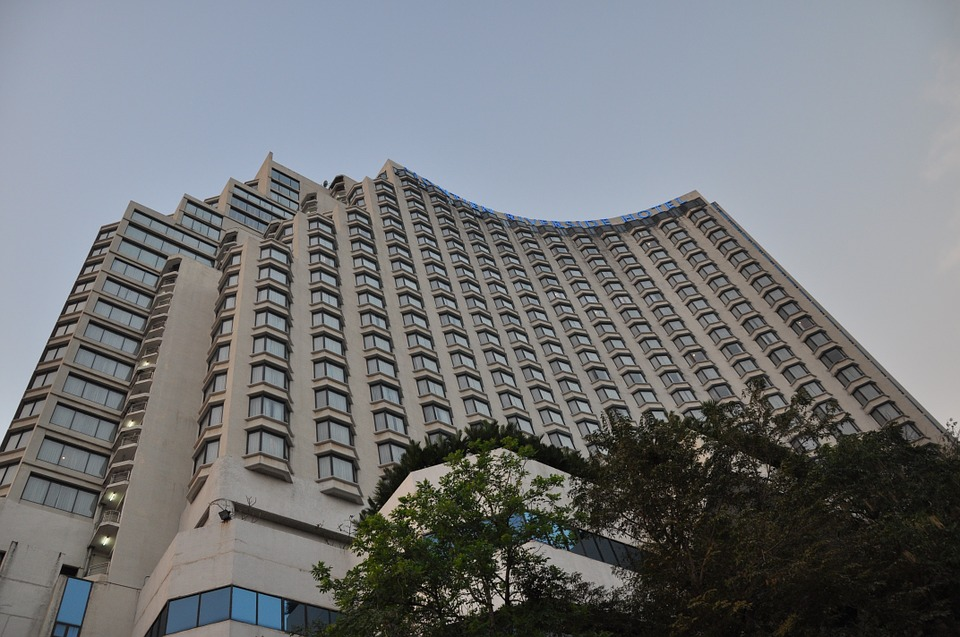 Hotel, Building, Big, Mumbai