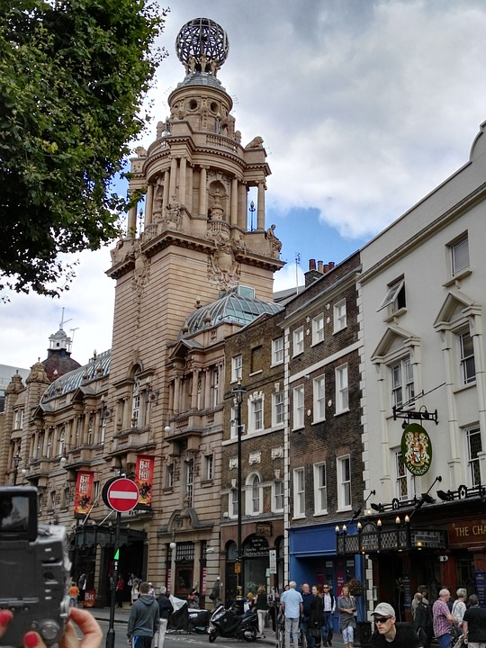 England, London, Building, Big Picture, Tower