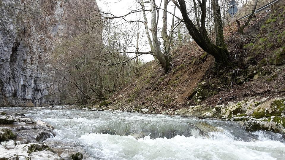 Bigar, Romania, Waterfall, Caras Severin, Nature