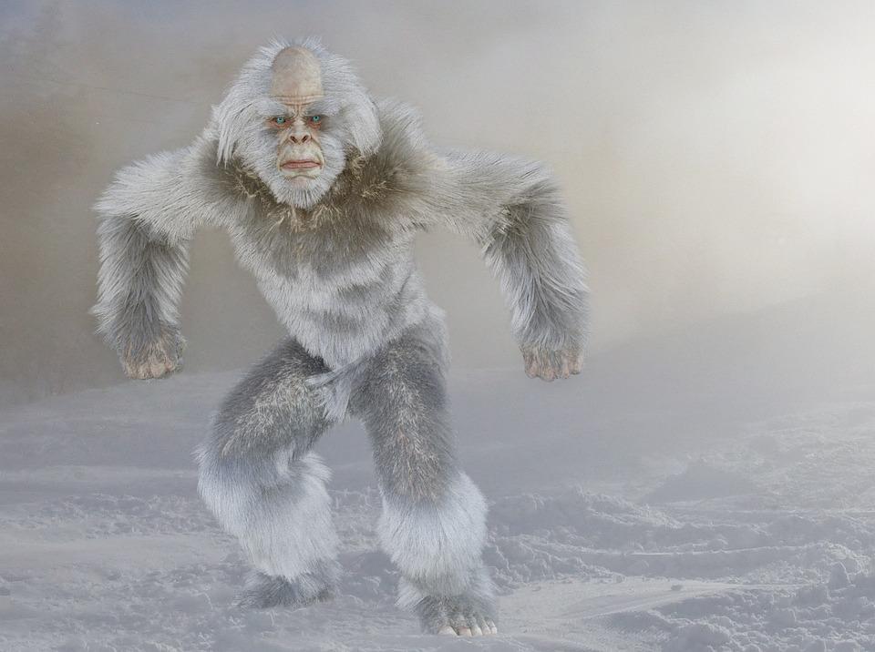 Free Photo Bigfoot Yeti Almas Yowie Snow Man Sasquatch Max