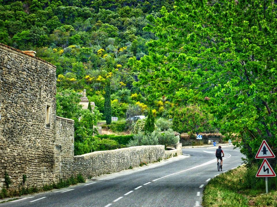 Bike, Road, Journey, Travel, Bicycle, Bike Riding