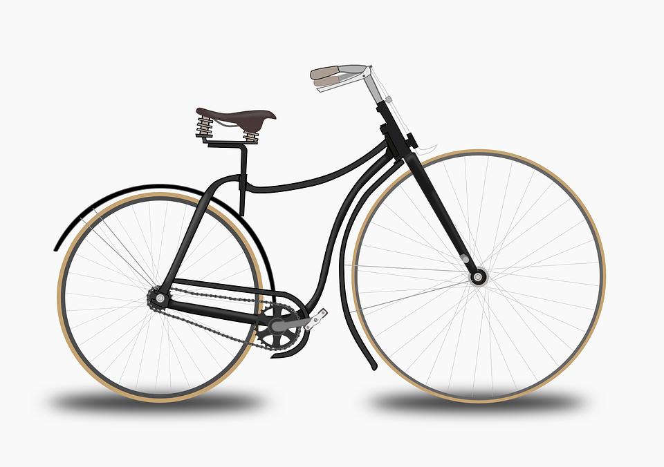 Bicycle, Bike, Vintage