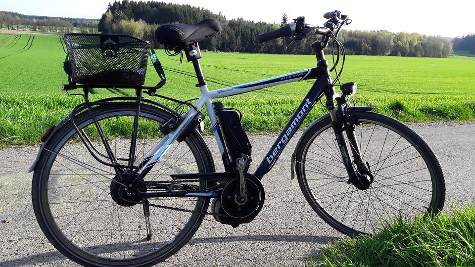 Ebike, Pedelec, Bike, E-bike, Bike Ride, More, Break