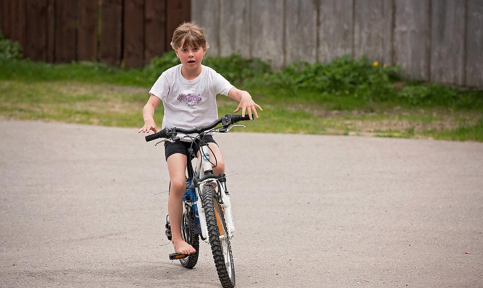 Person, Human, Child, Girl, Bike, Cycling, Nature, Out