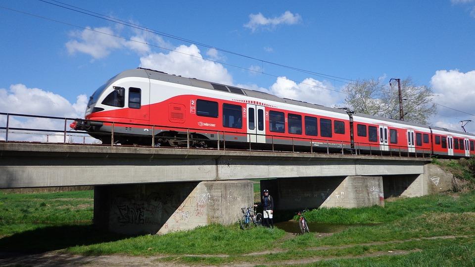 Train, Mav, Stadler, Bike, Dmu, Rail, Transport