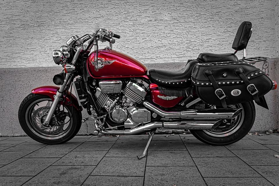 Motorcycle, Bike, Honda, Two Wheeled Vehicle, Speed