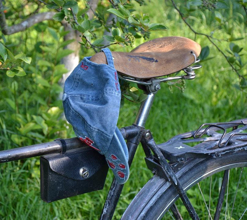 Bike, Bicycle, Summer, Nature, Outdoor, Transport, Cap