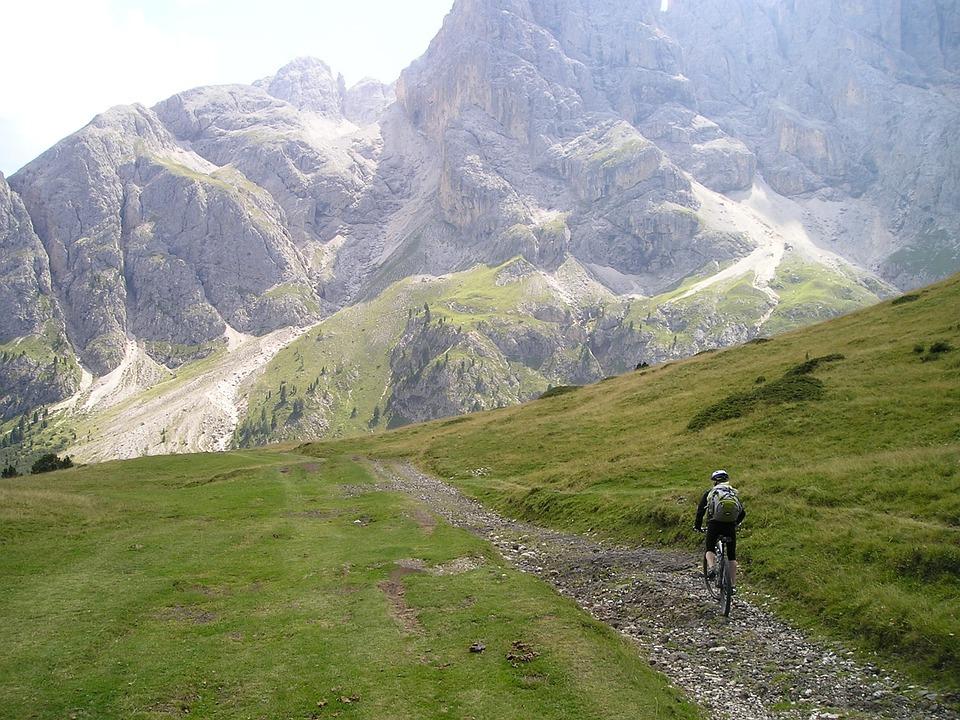 Schlern, Mountain Bike, Bike, Tour, Transalp, Bike Ride