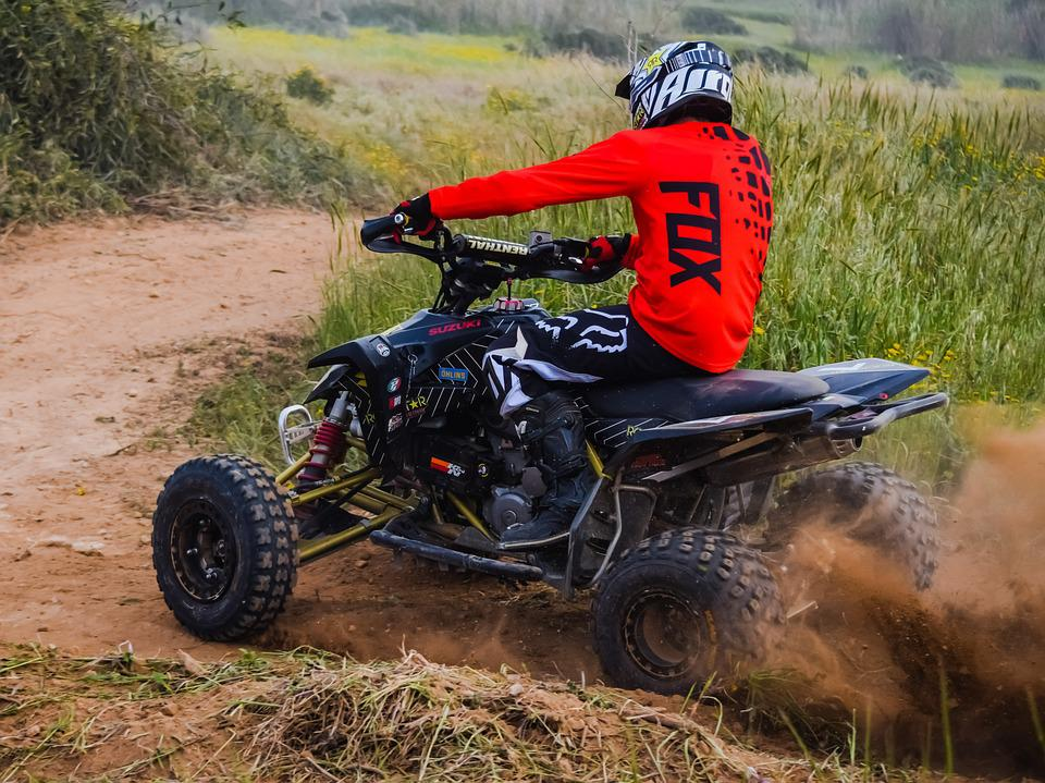 Quad, Hurry, Bike, Soil, Race, Wheel, Mud, Dirt