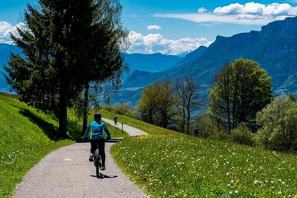 Bike, Mountain Bike, South Tyrol, Cycling, Sport